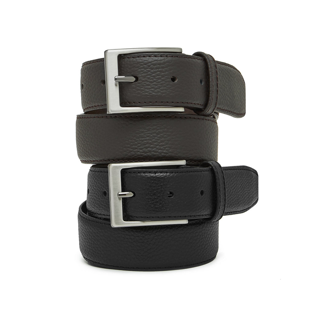 Buckle 'Nugent' 35mm Leather Belt