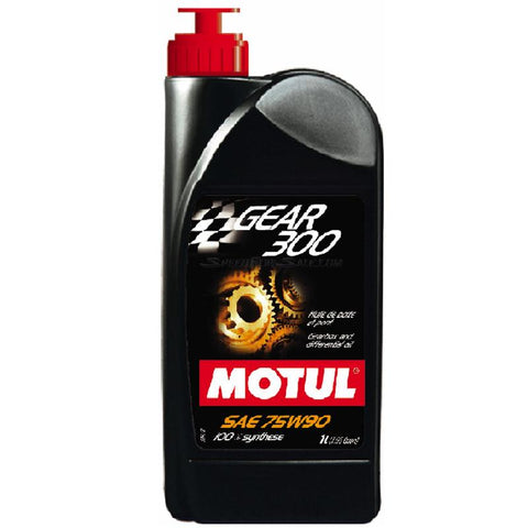 Motul Gear 300 75W90 Gear Oil 1QT