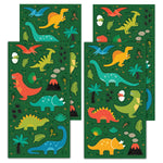 MIGHTY DINOSAURS STICKER PACK