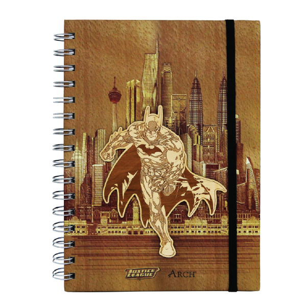 A5 Notebooks: Batman