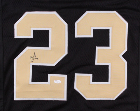 Marshon Lattimore Signed Saints Jersey (JSA COA) New Orleans 2017 #1 Draft Pick