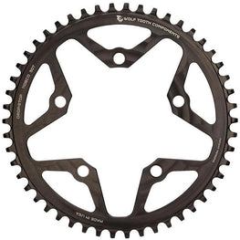 Wolf Tooth 110 BCD Cyclocross and Road Flattop Chainring