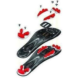 Sidi SRS Carbon Ground Inserts Treadplates
