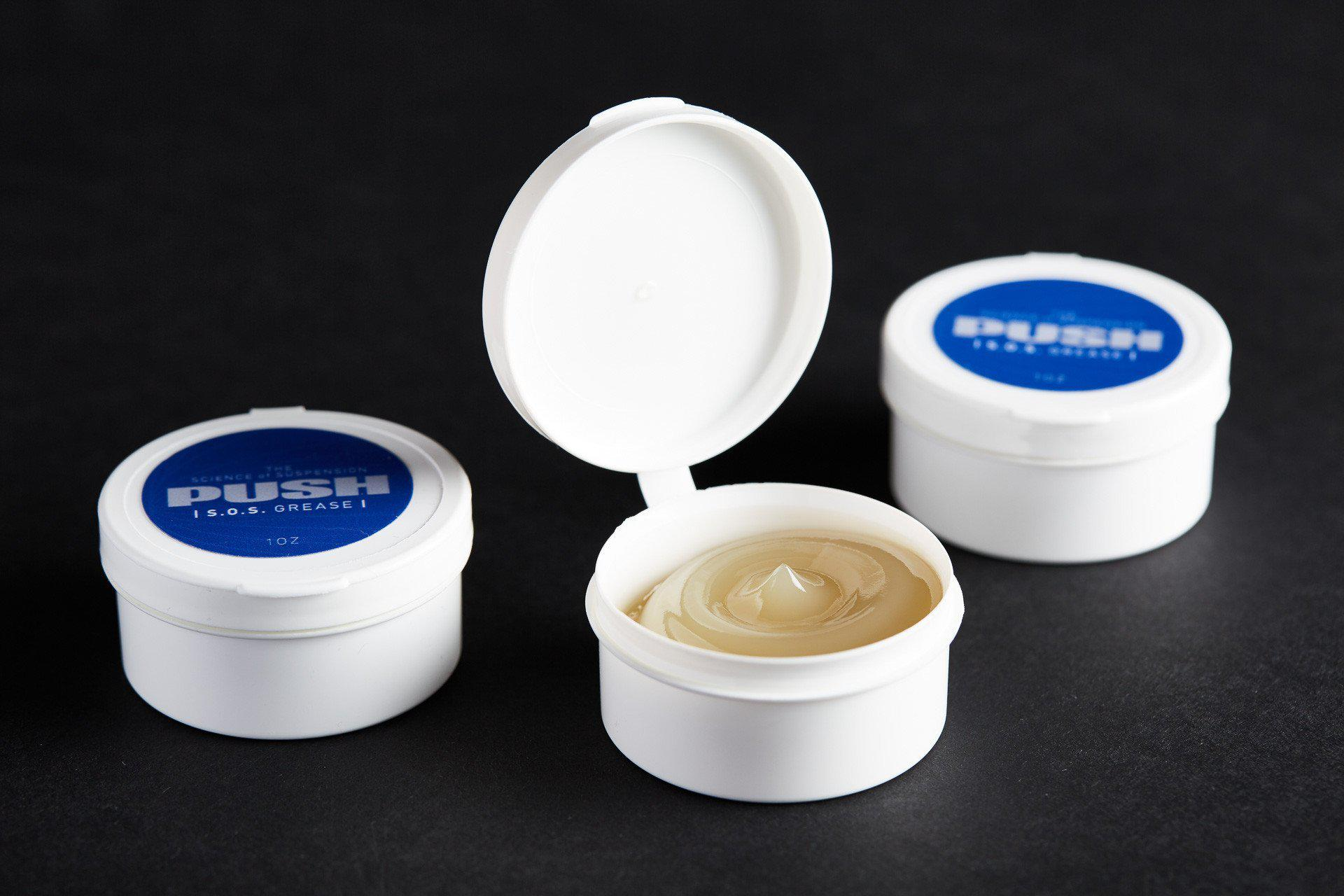 PUSH SOS Assembly Grease