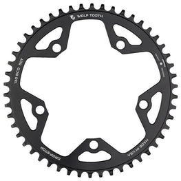 Wolf Tooth 130 BCD Cyclocross Flattop Chainring