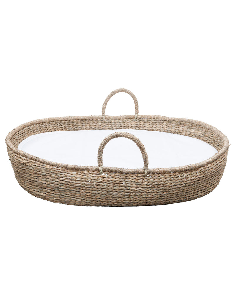 Bermbach Handcrafted Changing Basket - Frida