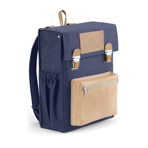 Jens Storm Kbh Large Bag - Kansas Blue