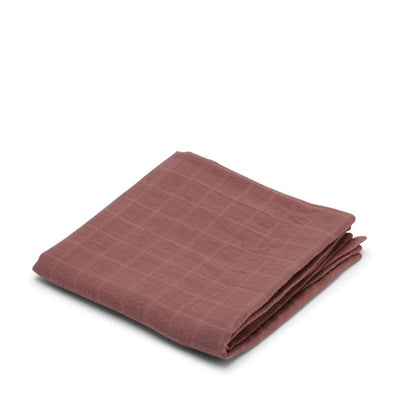 Konges Sløjd Big Muslin Swaddle - Cedar Wood