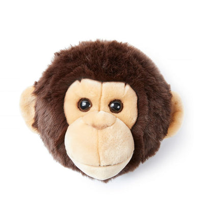 Wild and Soft Animal Head – Monkey Joe