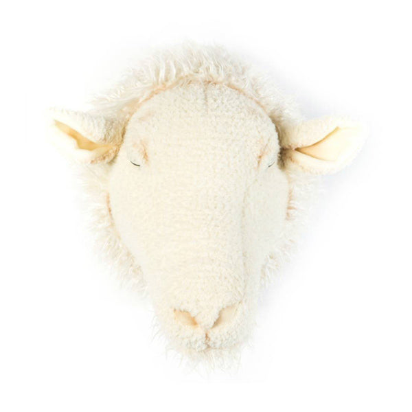 Wild and Soft Animal Head – Sheep Harry