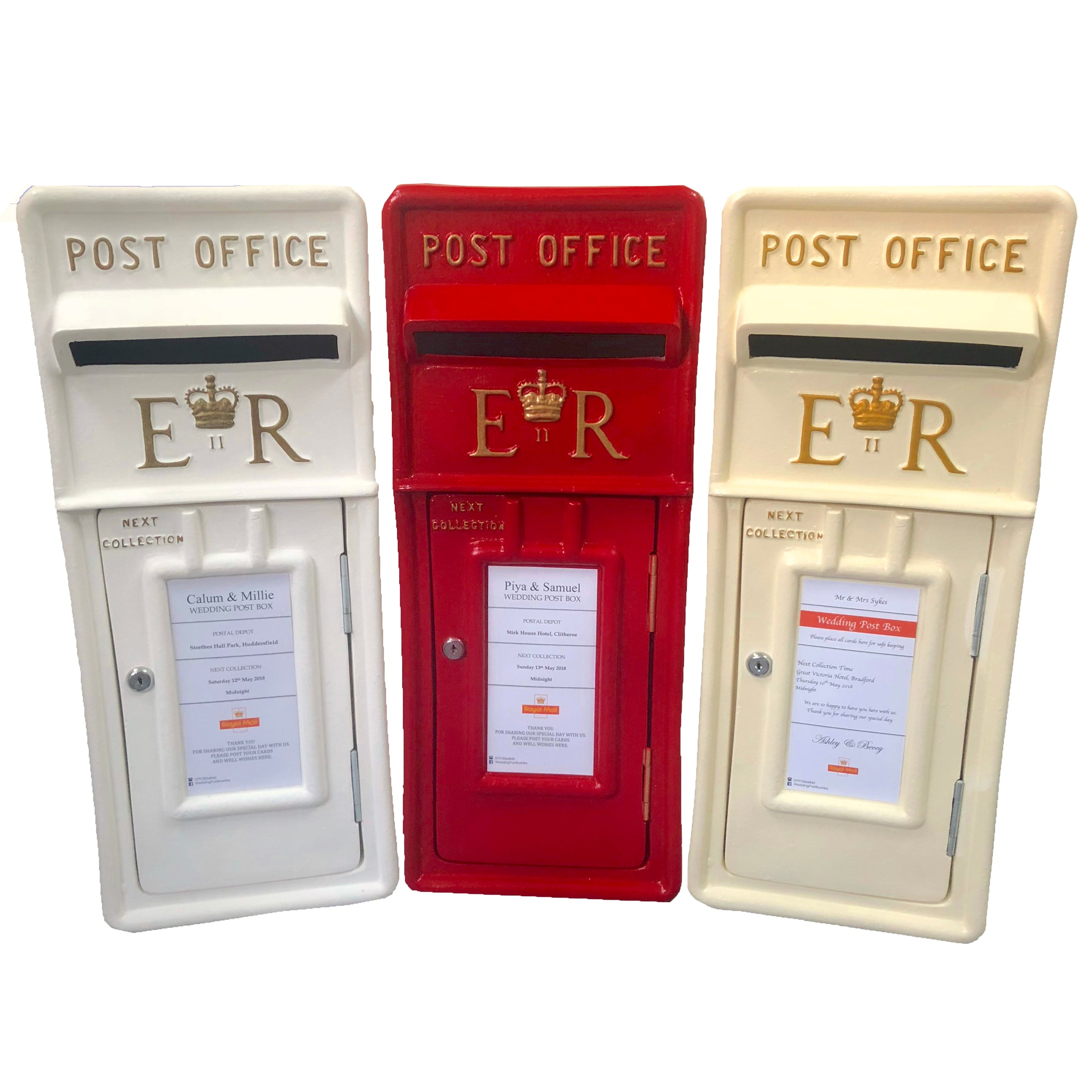 Royal Mail Post Box for Hire