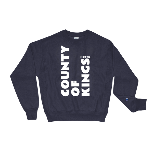 REP YOUR COUNTY Crewneck Sweatshirt