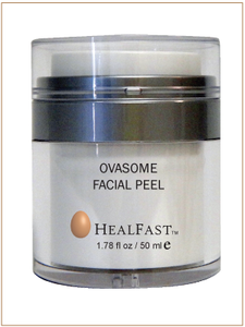 Ovasome Instant Facial Peel Like a Spa Peel But At Home
