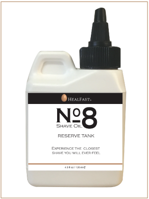 No 8 Shave Oil Reserve Tank