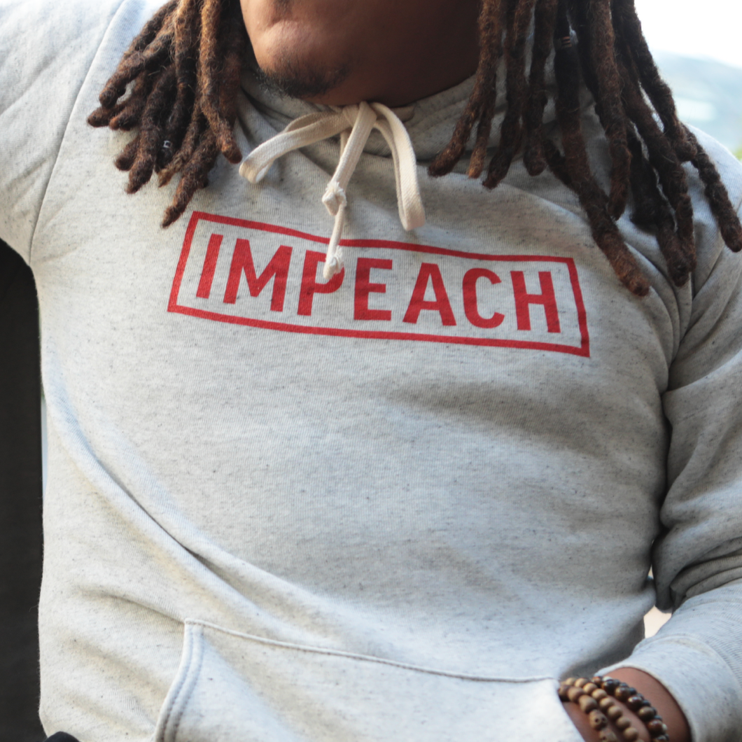 IMPEACH Pullover Hoodie