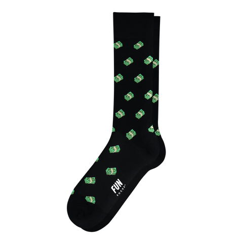 Men's Money Dress Socks