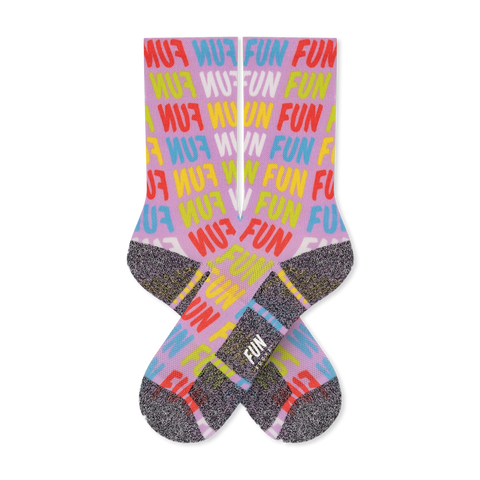 Women's FUN FUN Athletic Socks