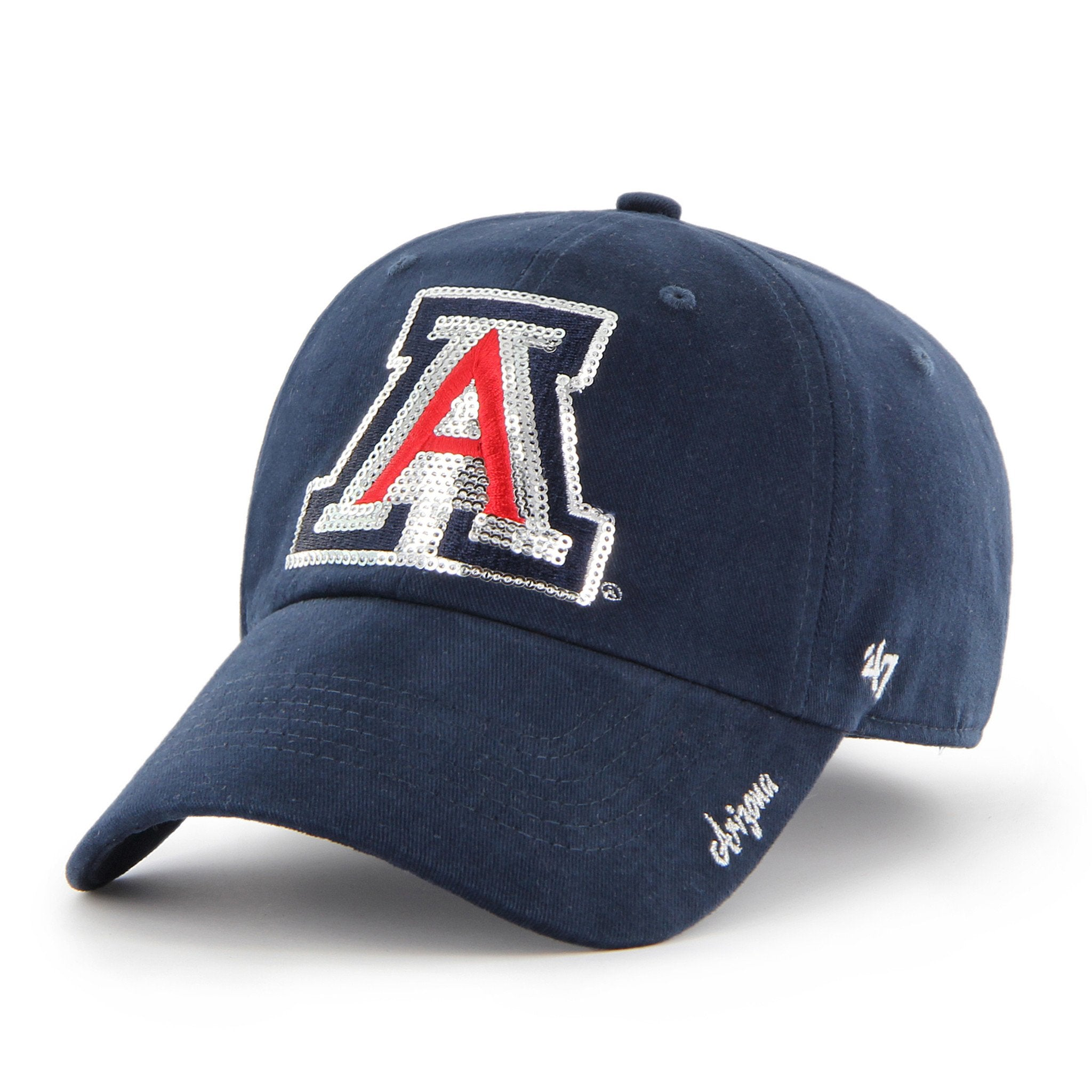 NCAA Arizona Wildcats Women Sparkle '47 Cleanup Primary View