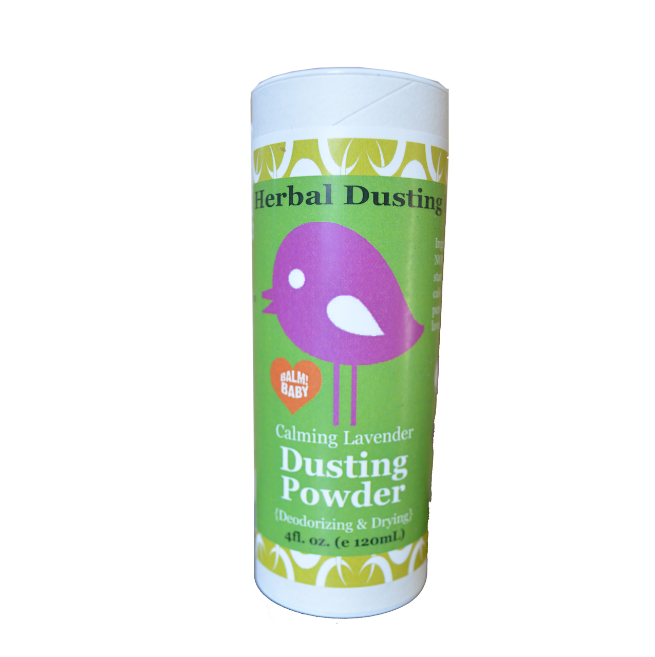 BALM! Baby Herbal Dusting Powder - 4oz.