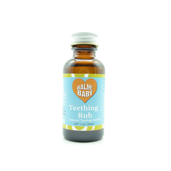 Balm Baby Teething Rub - 1 oz. Jar