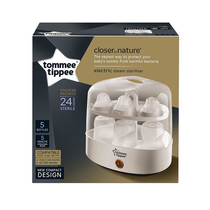 Tommee Tippee Electric Steriliser (White)