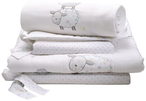 Silvercloud Counting Sheep 3 Piece Bedding Set
