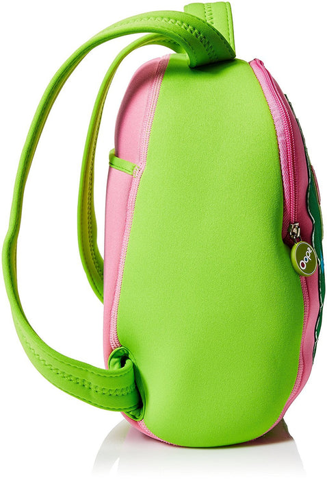 Oops Cookie the Turtle Soft Backpack – Lightweight, Durable Neoprene – Adjustable Straps – Safe and Easy to Clean