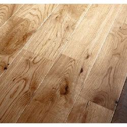 14/3 Black Walnut 150mm Lacquered Engineered Wood Flooring image