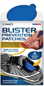 ENGO BLISTER PREVENTION