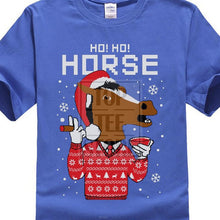 Horsin' around Christmas