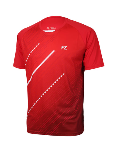 FORZA BALKAN T-SHIRT (CHINESE RED)