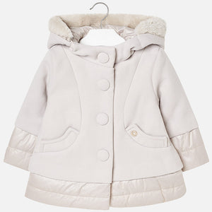 Coat for Girl 4422