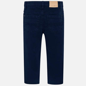 Basic Pants 509 Navy