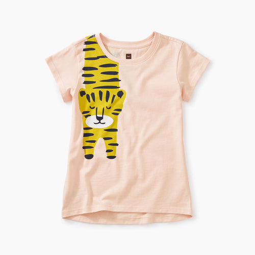 Tiger Turn Graphic Tee