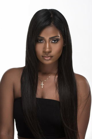 Virgin Silky Indian Hair