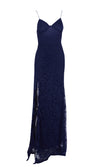 My Mind On Your Body Royal Blue Bandage Strapless Fishtail Ruffle Zip Back Bandage Bodycon Midi Dress - 4 Colors Available