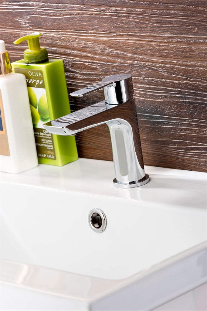 Chronos Mini Single Lever Basin Mixer - Tapron