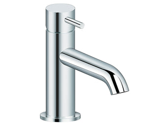 Florence Single lever basin mixer without pop up waste, LP 0.2