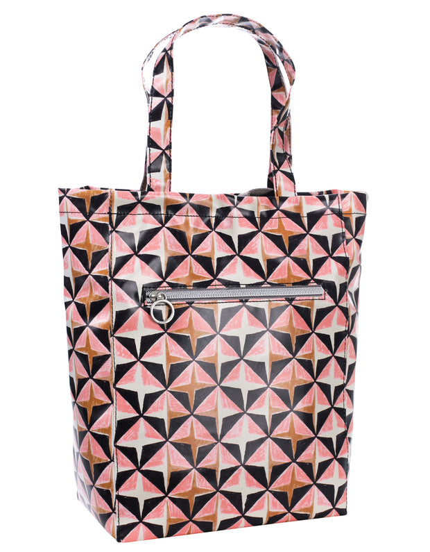 Shopper Lori Geometrical rose