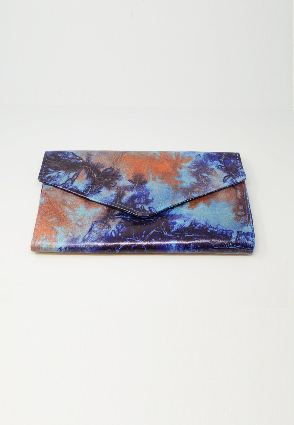 Tie Die Clutch - ANTHER a shop