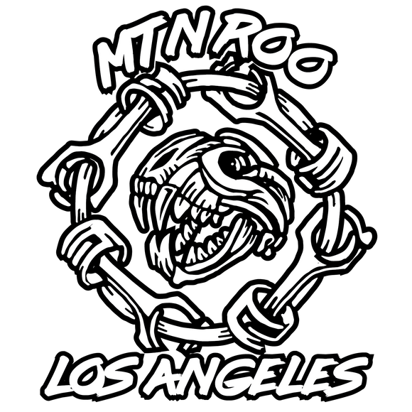 Los Angeles Chapter Decal