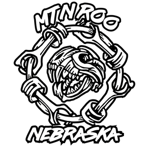Nebraska Chapter Decal