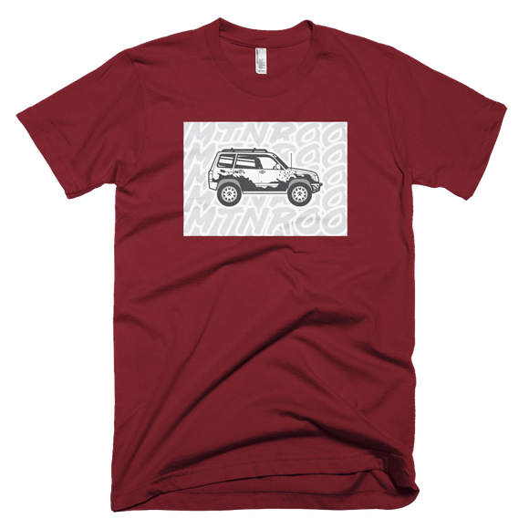 Limited Series 1 Forester - Pattern Unisex Shirt