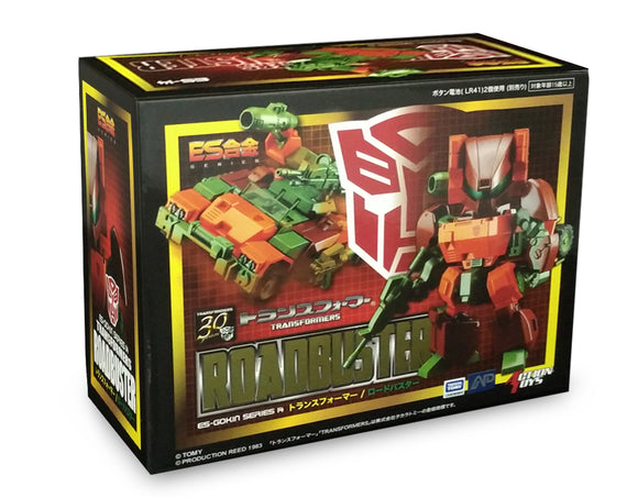 ES Alloy Transformers Roadbuster ES14