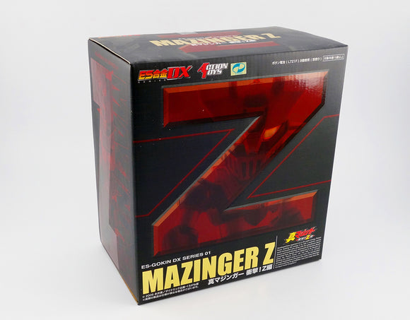 DX ES Alloy Mazinger Z Impact version DX ES01