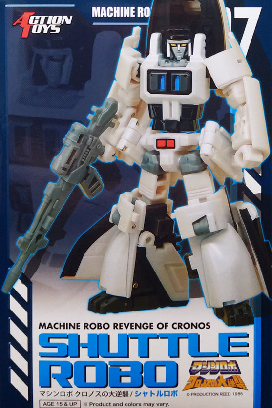 Machine Robo Shuttle Robo MR07