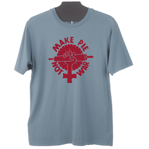 Make Pie Not War Shirt