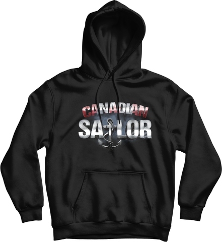 Canadian Sailor Military Hoodie