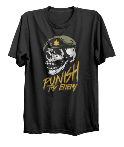 Punish Thy Enemy T-Shirt