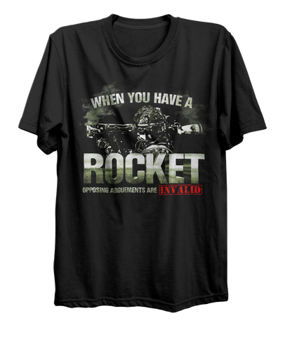 Armed Forces 84mm SRAAW T-Shirt